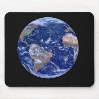Rug planet Earth Mouse Pad