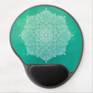 Rug with sends it gel mouse pad