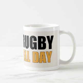 Rugby All Day - Mug