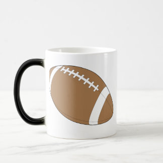 Rugby Ball Magic Mug