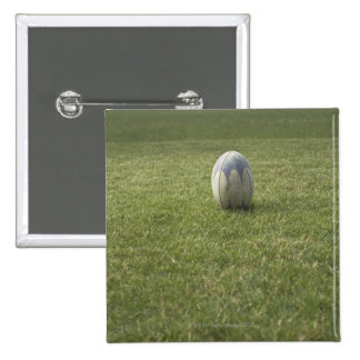 Rugby ball pins