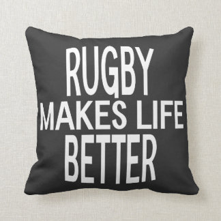 Rugby Better Pillow - Assorted Styles & Colors
