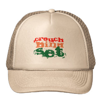 Rugby Cap (Crouch Bind Set)