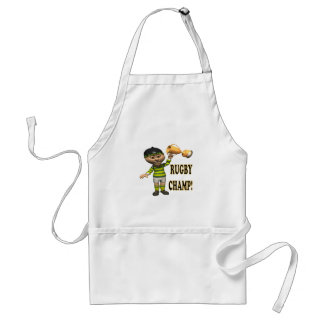 Rugby Champ Aprons
