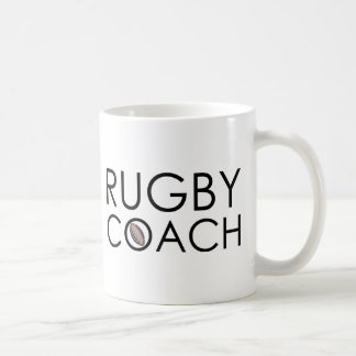Rugby Coach Coffee Mug
