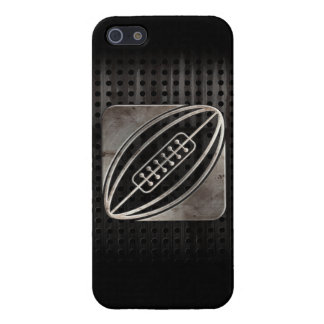 Rugby; Cool Black iPhone 5/5S Covers