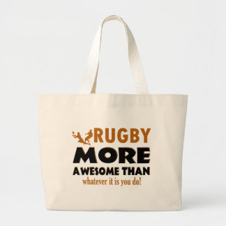 Rugby designs bags