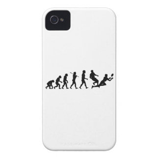 Rugby Evolution Fun Sports Case-Mate iPhone 4 Cases