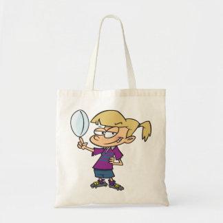 Rugby Girl Tote Bag