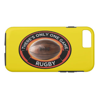 Rugby iPhone 7, Tough Phone Case