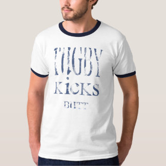 Rugby Kicks Butt II T-Shirt