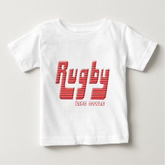 Rugby life style baby T-Shirt