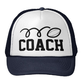 Rugby player hat | coach cap
