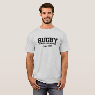 RUGBY QUOTE MAN T-Shirt