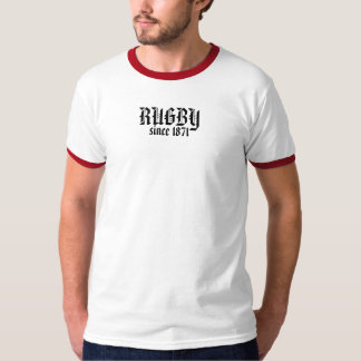 RUGBY, since 1871 T-Shirt