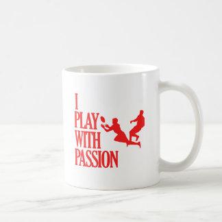 rugby  sports designs coffee mug