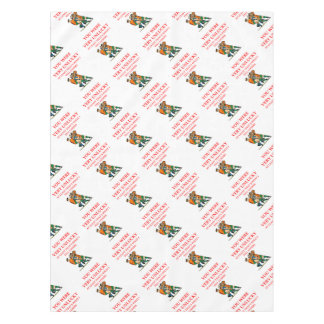 rugby tablecloth