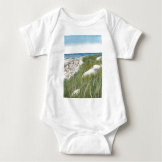 Rügen Beach Baby Bodysuit