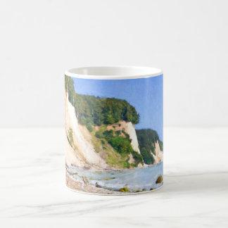 Rügen Chalk Cliffs Coffee Mug