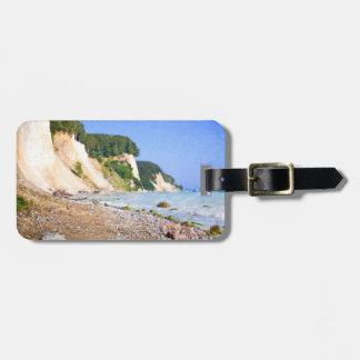 Rügen Chalk Cliffs Luggage Tag