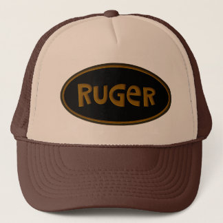 RUGER TRUCKER HAT
