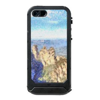 Rugged and beautiful mountains incipio ATLAS ID™ iPhone 5 case