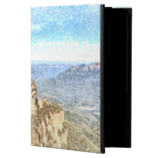 Rugged and beautiful mountains powis iPad air 2 case
