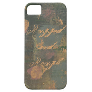 Rugged and Rough iPhone 5 Case