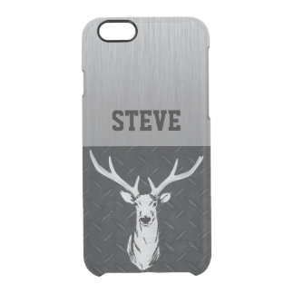 Rugged Big Buck Name Deer Hunting Phone Case