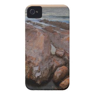 Rugged Coast Montana De Oro iPhone 4 Case