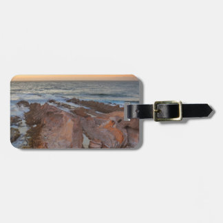 Rugged Coast Montana De Oro Luggage Tag