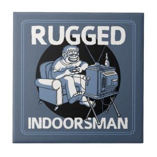 Rugged Indoorsman II Tile