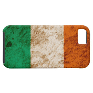 Rugged Irish Flag iPhone 5 Covers