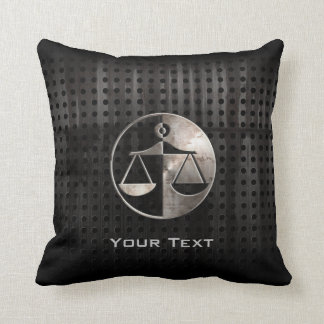 Rugged Justice Scales Cushion