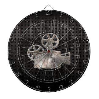Rugged Movie Camera Dart Boards