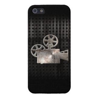 Rugged Movie Camera iPhone 5 Case