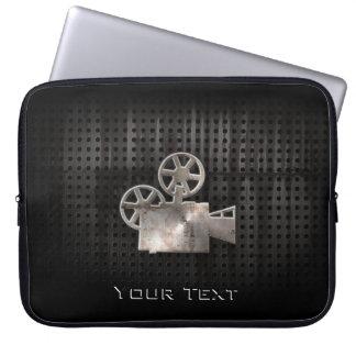 Rugged Movie Camera Laptop Sleeve