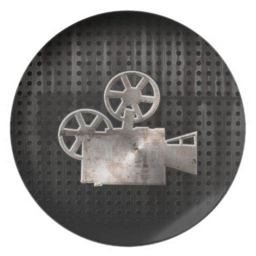 Rugged Movie Camera Plates