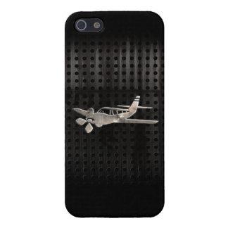 Rugged Plane iPhone 5 Case