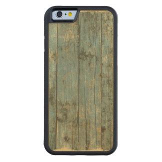 Rugged Planks iPhone Samsung Galaxy Google Nexus Carved Maple iPhone 6 Bumper Case
