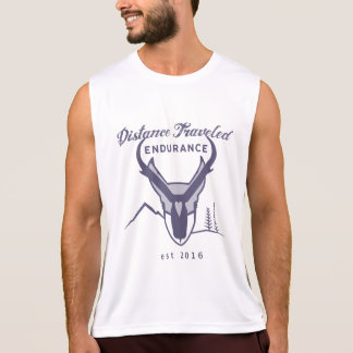 Rugged Pronghorn Men's Performance Tank Top