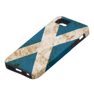 Rugged Scottish Flag Case For The iPhone 5