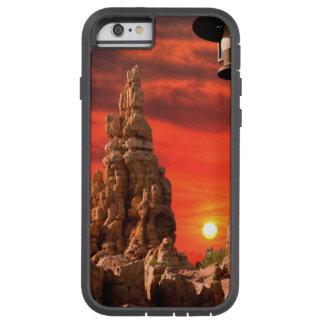 Rugged Sunset Tough Xtreme iPhone 6 Case