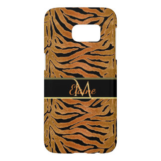 Rugged Tiger Personalized Animal Print