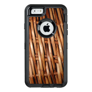 Rugged Wicker Basket Look OtterBox iPhone 6/6s Case