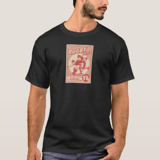 Ruggershirts Retro Magazine Cover T-Shirt