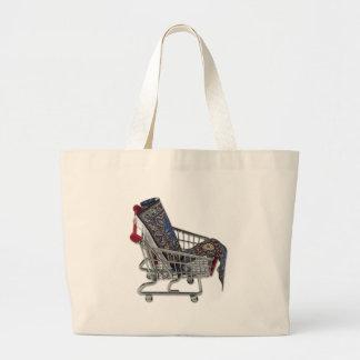 RugsShoppingCart090410 Tote Bag