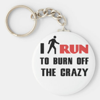 Ruining and health, to burn off the crazy key ring