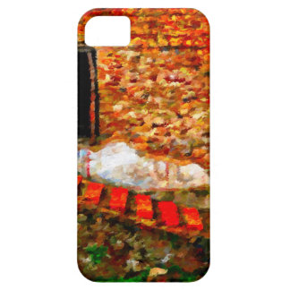 Ruins at Pompeii Italy iPhone 5 Cover