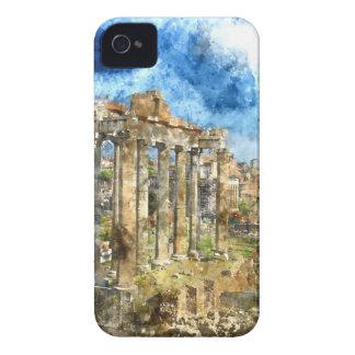 Ruins in Rome Case-Mate iPhone 4 Case